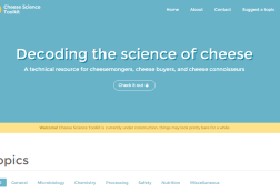 Cheese Science Toolkit