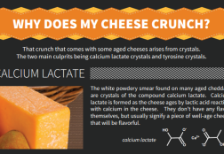 Cheese Crystals